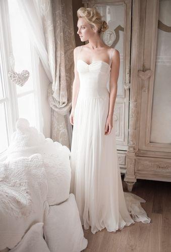 robe de mariée sur mesure - Fabienne Alagama