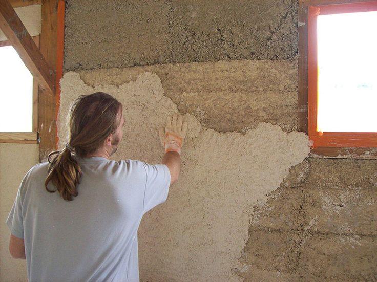 chanvre, enduit chanvre, mortier chanvre et chaux, chaux, béton de chanvre, isolant écologique, isolant, sain,