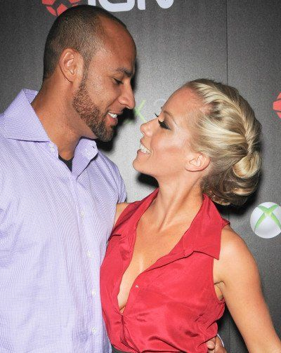 Kendra Wilkinson: Stressed Out By Marriage Drama, Lacking in Milk Production