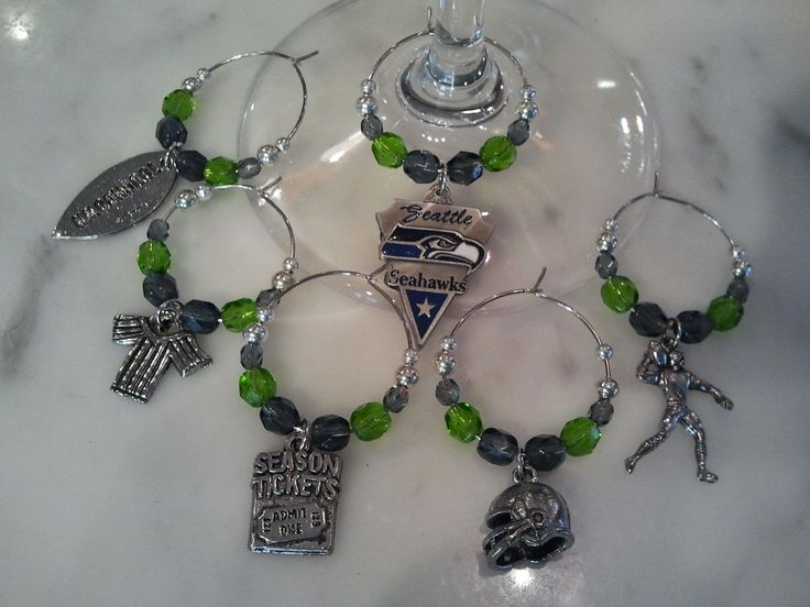Seahawk Glass markers