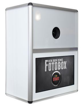 Photo Booth – Fotobox mieten – Fotoautomat