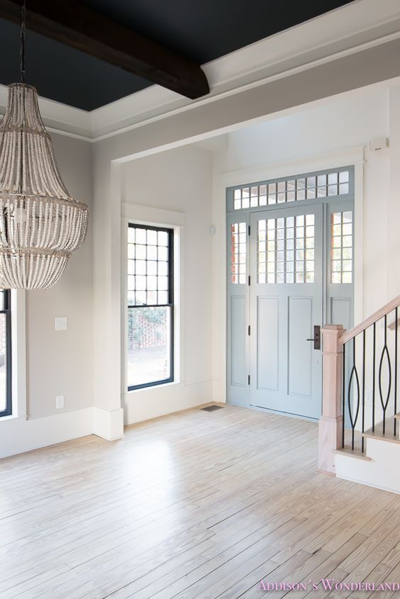 My Very Own Staircase Balusters to Heaven... Sharing details on our AMAZING new staircase railings and a full updated foyer tour!