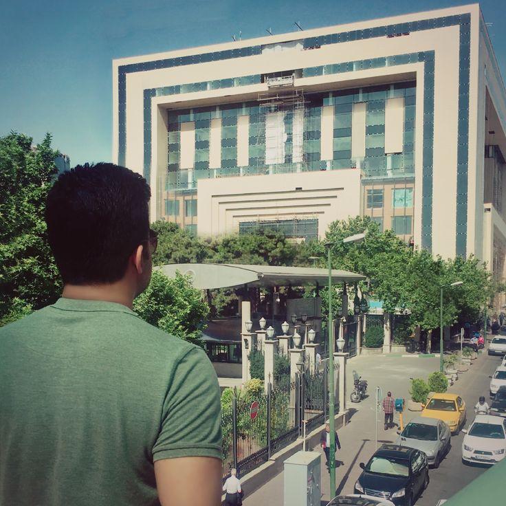 Matia Mall, Mirdamad, Tehran