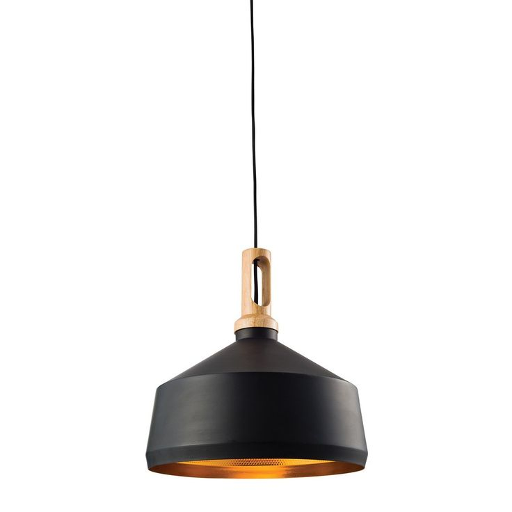 Biorn angled pendant light