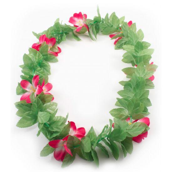 Roze bloemen hawaii kransen. Hawaii of tropisch feestje? Bij Fun en Feest vind je de leukste Hawaii feestartikelen, kostuums en accessoires. Toppers Crazy Summer accessoires tip!