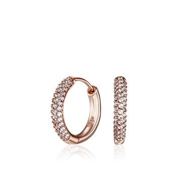 Rose Gold Luxe Huggies by Kagi, AUD $69.00 - AUD $79.00