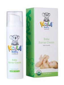Koala Baby Organics - USDA Certified Organic Baby Barrier Cream (75 ml) by Koala Baby Organics. $29.95. The Award-Winning -- World's Most Organic Mother, Baby and Sensitive Skin Care Range. Safe For Mom, Safe For Baby, Safe For the Environment.. Compare to competition -- Certified Organic from beginning to end: Farming, Processing, Manufacturing, and End-Product; with no compromises or shortcuts - For the absolute maximum benefits and integrity.. This supreme blending...