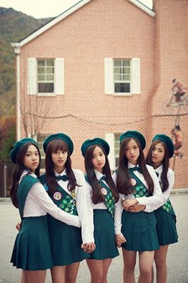 APRIL 1st Single Album 'Boing Boing' Concept Image
