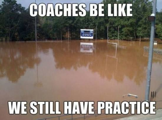 I remember those days... And miss them.  That was the best... Getting good and muddy during hockey and lacrosse