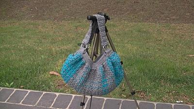 Learn How-to Crochet with Bobwilson123 on YouTube : OVW Tartan FBB Video tutorial and Written Pattern