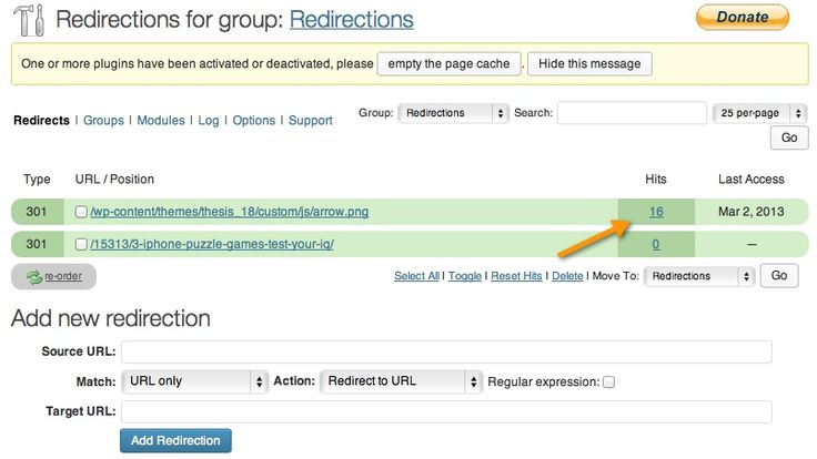 How to Monitor 404 Pages in WordPress and Set Redirection