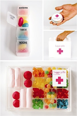 creative packaging, happy pills leave there creative surroundings in quirky packaging.