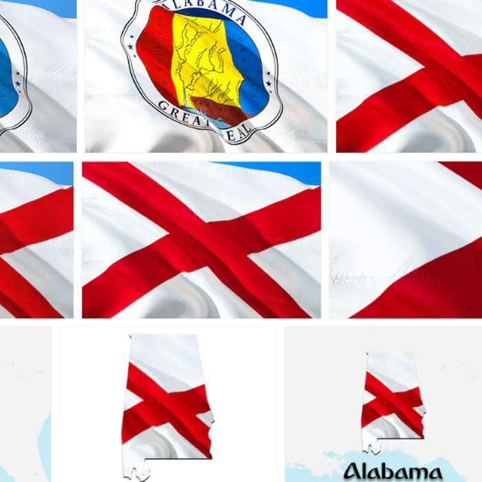 98db304d723c Flag Alabama. Alabama map. Alabama Waving flag map 3d background download  Hd  alabama