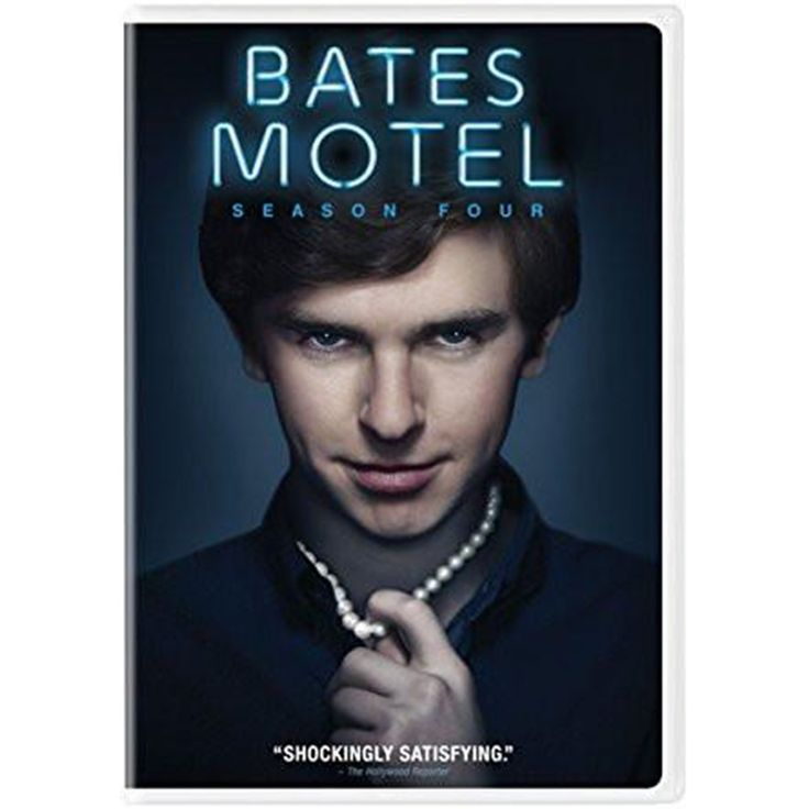 Bates Motel Season 4 (DVD)