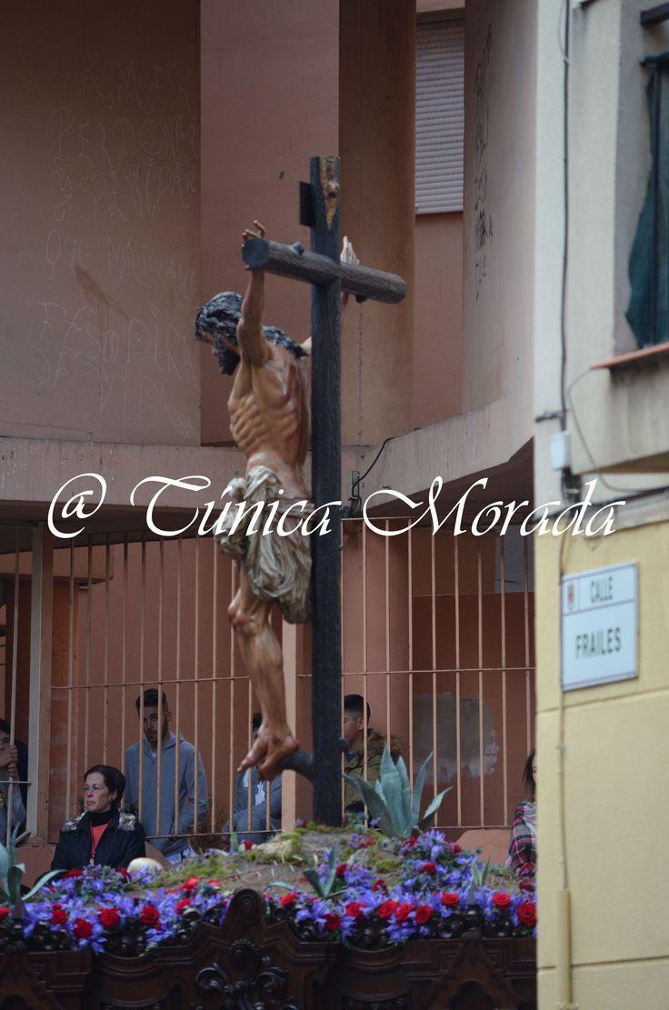 Crucifixión, Lunes Santo 2016