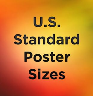 common poster size, metric poster sizes, poster dimensions, poster sizes, standard paper sizes, standard poster dimensions, standard poster size, standard poster sizes, typical poster sizes, international paper size,  U.S. Standard Poster Size