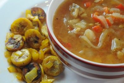Travel by Stove: Recipes from Equatorial Guinea