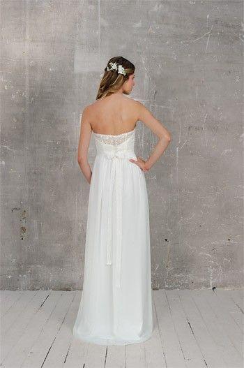 Robe de mariée Toulouse création Louise Dentelle