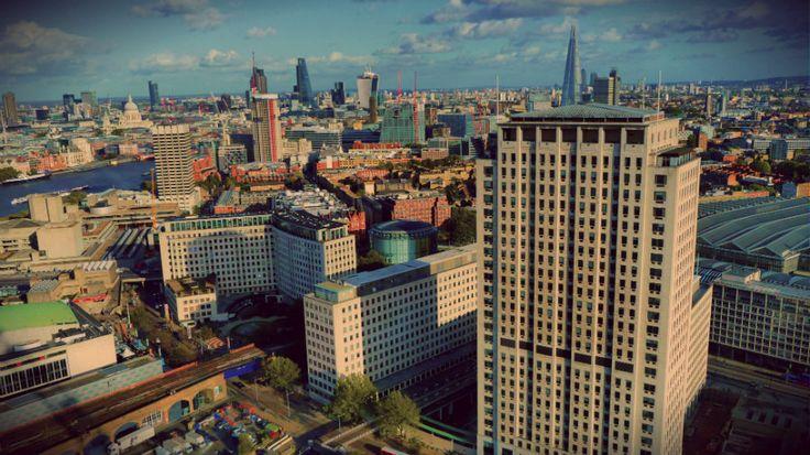 20 ciudades del mundo vistas desde arriba