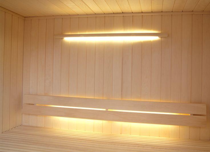 Sauna lighting LED