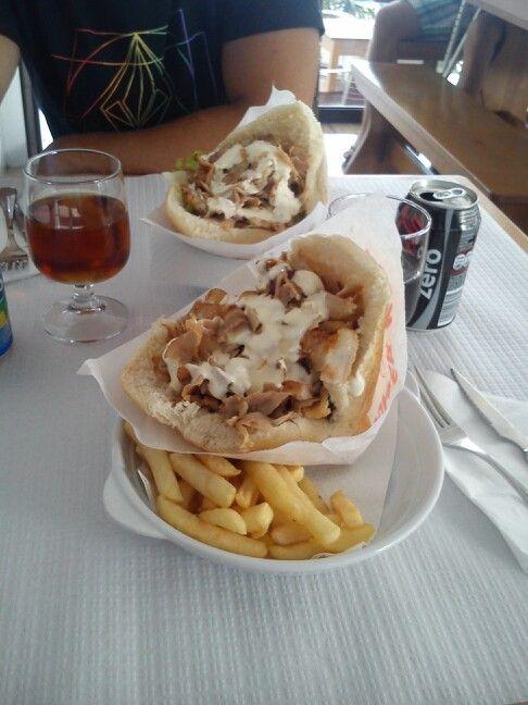 EAT: KEBAB @ Restaurante Luxembourg (Always in Ericeira)