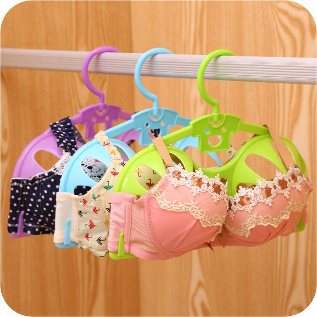 Form Drying Holder Clothes Rack Protector Storage Shaper Shelving Display Organizer Smart Bra Hanger