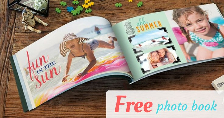 Shutterfly Coupon Code | Free 88 Photo Book