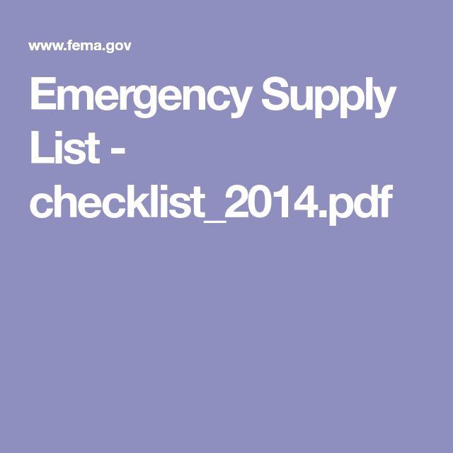 Emergency Supply List - checklist_2014.pdf