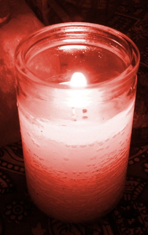 Candle spell to find true love