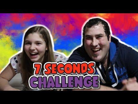 7 SECOND CHALLENGE with Uncle Boris   JorjaBriteny Ep89