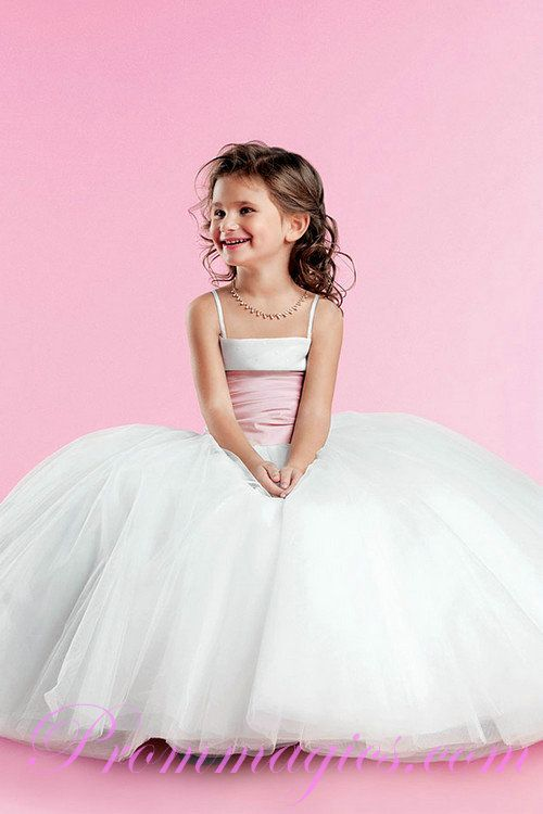 78  images about Little girl princess/special occasion dresses on ...