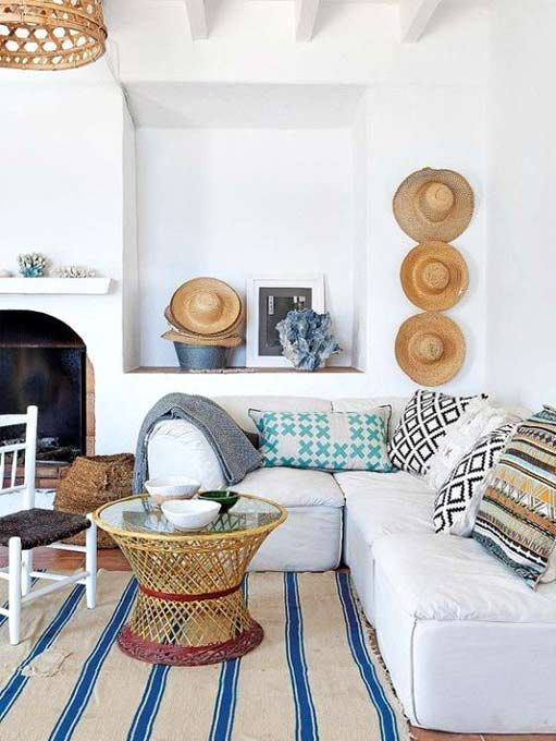 Style Cotier Recherche Google Beach House Interior Design Chic Beach House Mediterranean Decor