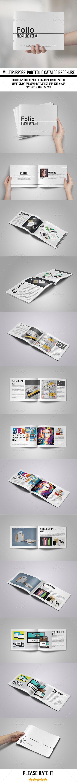Modern Portfolio Brochure Template #design Download: http://graphicriver.net/item/modern-portfolio-brochure-template/12244952?ref=ksioks