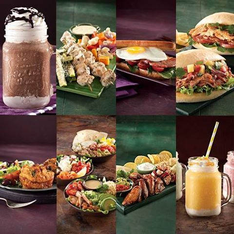 November means NEW menu time at Mugg & Bean! They are thrilled to share their new summer inspired menu with you! Join them throughout the month as they showcase a NEW dish almost every day!