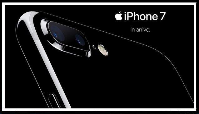 Nuovo #iPhone7 il miglior iPhone di sempre!Prenota il tuo adesso. Compila il modulo che trovi cliccando sul link sottostante. iPhone 7,nuovo evoluto sistema di fotocamere.Più potenza e autonomia di ogni altro iPhone. Altoparlanti stereo per un suono più avvolgente. Un display più luminoso e più ricco di colori che mai. Protezione dall'acqua e dagli schizzi.  http://www.megasite.it/iphone7/   #Tariffe #3Italia #Telefonia #Offerte #Smartphone #SMS #Internet #Promozioni #business #iphone7