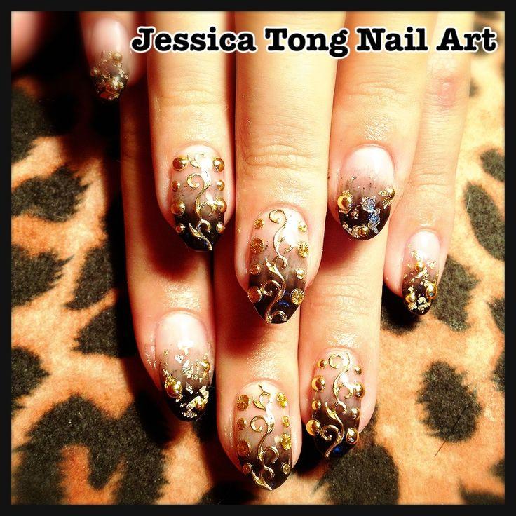 175 best Nail Art images on Pinterest | Nail design, Nail arts and ...