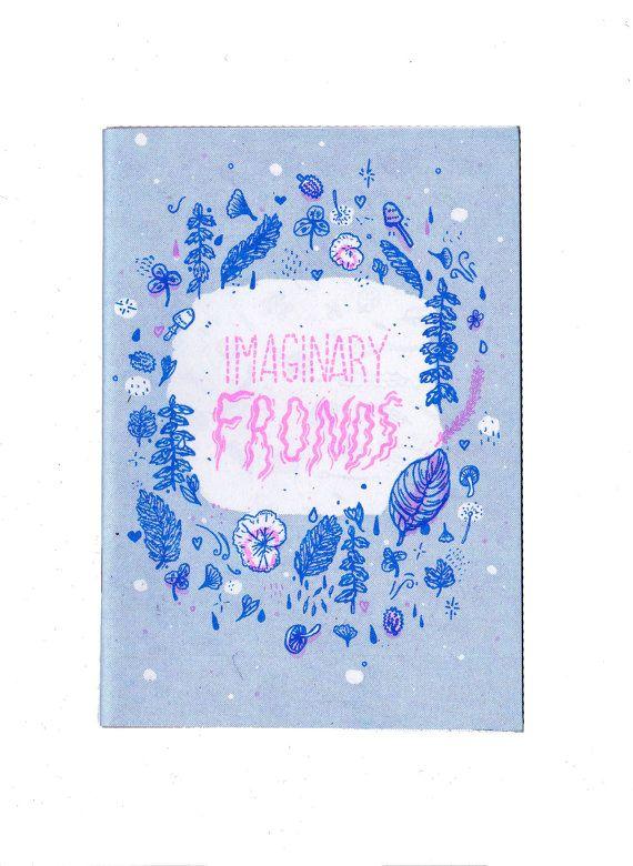 Imaginary Fronds art zine