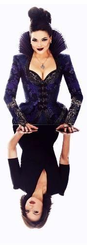 Twitter / OncerMagic: Evil Queen/ Regina Mills/ ...