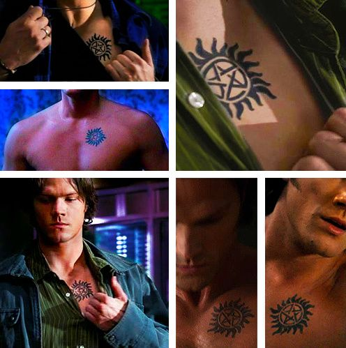 1000 images about supernatural tattoo ideas on pinterest for Dean and sams tattoo