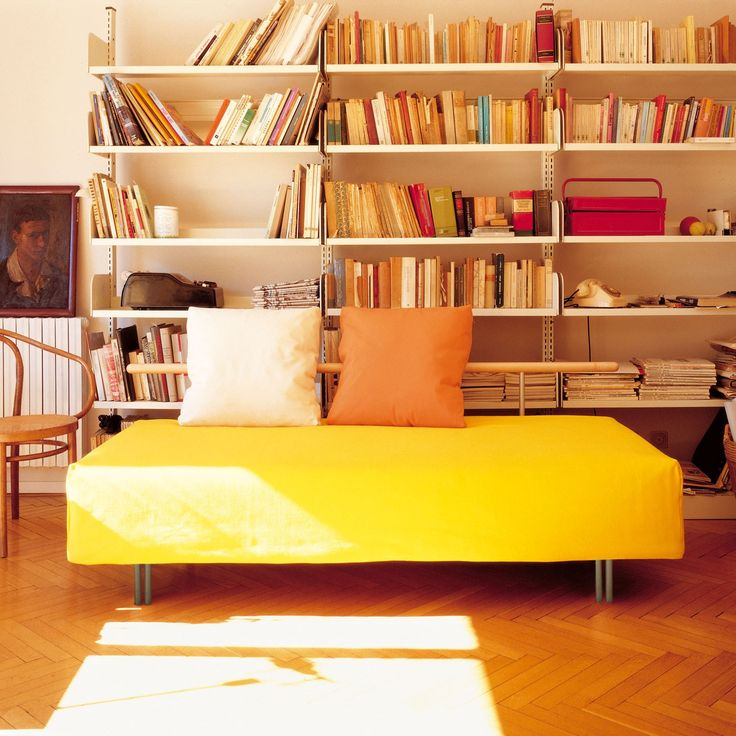 Dudu Sofa Bed Is Also A Minimal Sofa Which Is Easily Convertible Into A  Single Or