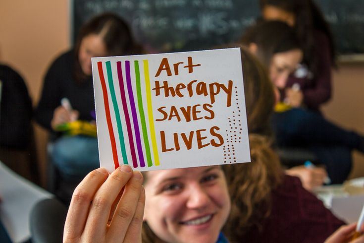 Art Therapy Jobs | Masters Degree in Counseling and Art Therapy