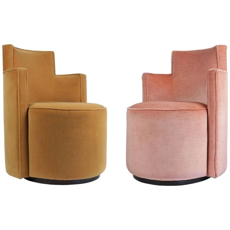VELVET CHAIRS | colorful chairs for a modern home | for more ideas visit : www.bocadolobo.com/ #modernchairs #chairideas