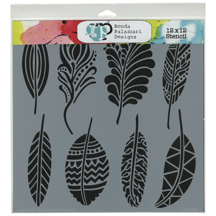 Amazon.com: Commonwealth Basket Crafter's Workshop Template, 12 by 12-Inch, Fancy Feathers