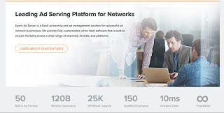 54 ad network that can give you $6000 weekly monetization and advertising.