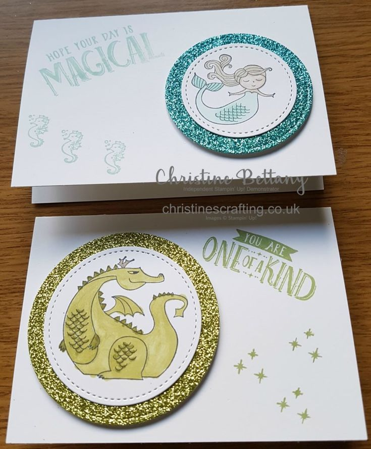 Have a Magical New Year – Christine's Crafting by Christine Bettany