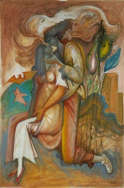 AEGEAN EROS by GEORGE KORDIS