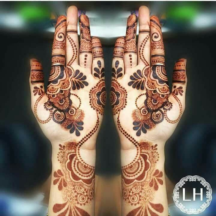 Pin By Sweta Abhay On Mehendi Designs