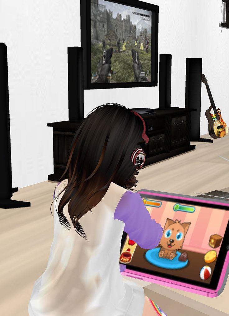 chat room with avatars fairfax