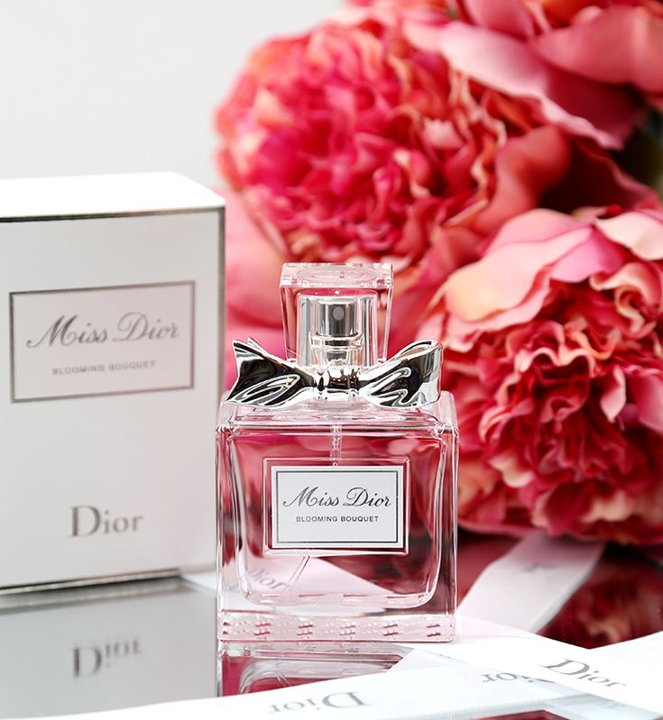 Want - I got some samples of this and I think I love it more than my Miss Dior Cherie! Just wish it was eau de parfum because it doesn't last long // Miss Dior Blooming Bouquet Eau De Toilette