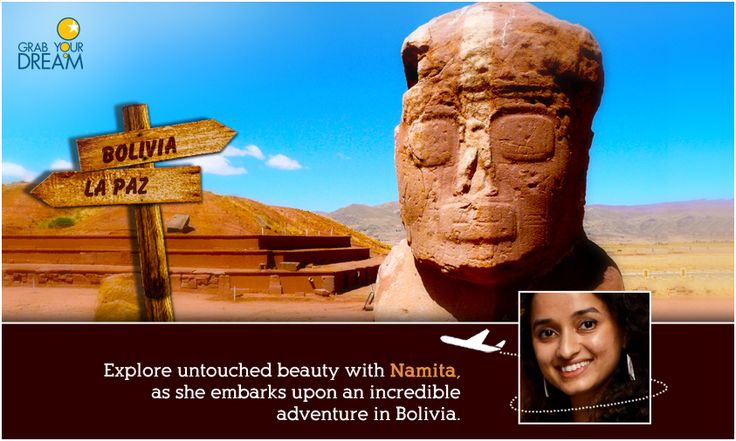 Namita is ready to experience Bolivia's history and multi-ethnic culture. Get a glimpse into her trip: http://cnk.com/gydbolivia